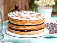 Receitas de bolos criativos para aniversários